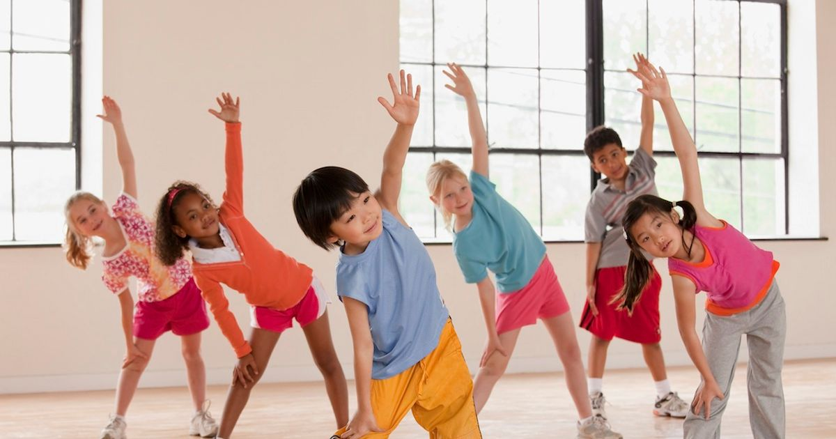 Everyone can benefit from regular exercise. Kids who are ...