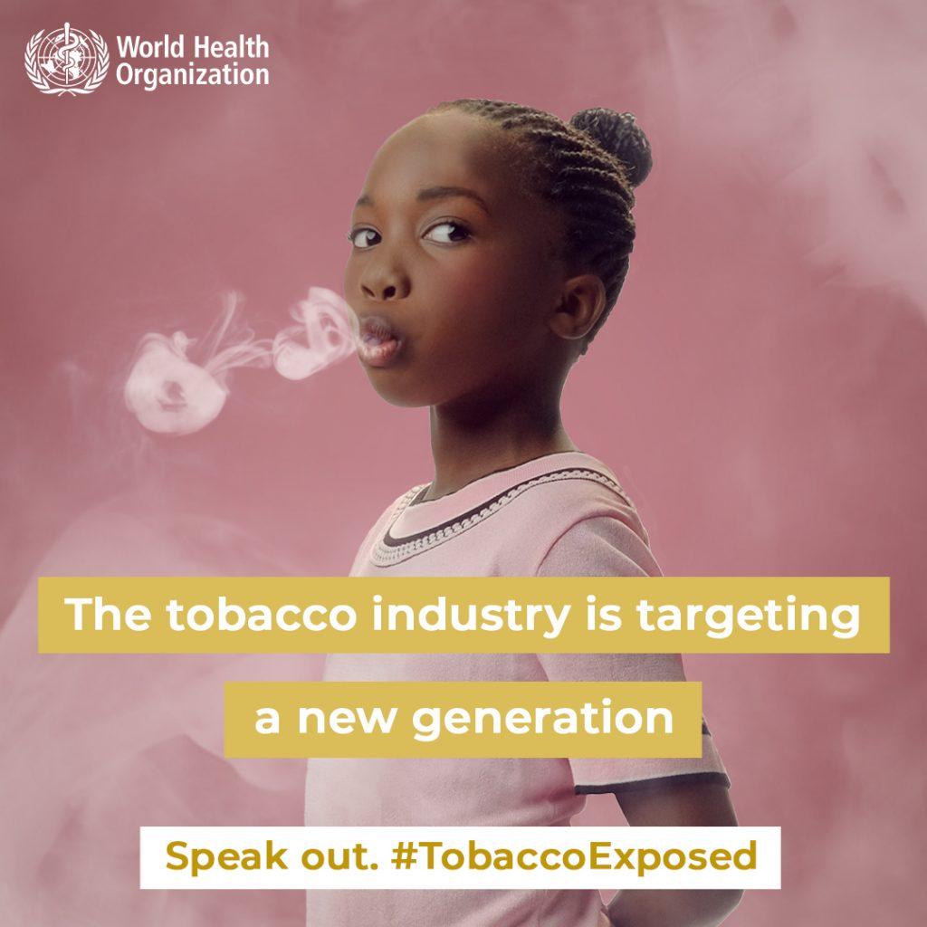 World No Tobacco Day – May 31, 2020